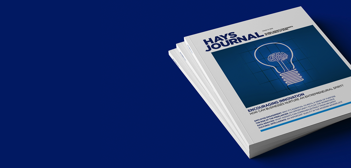 Hays Journal issue 12 cover image