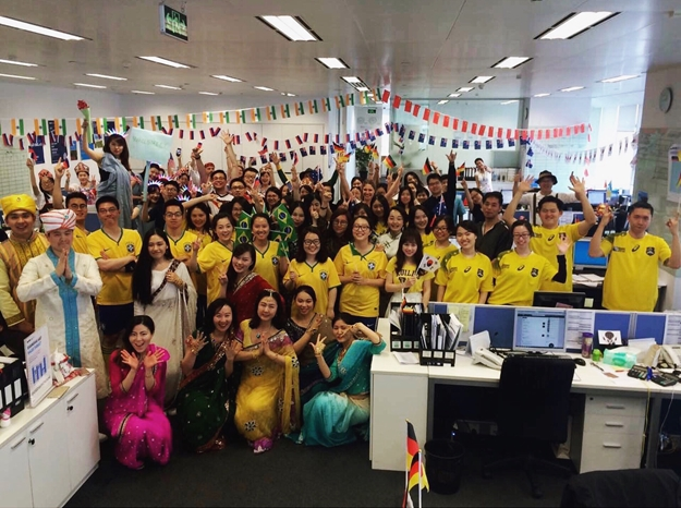 Hays Asia Celebrate World Diversity Day